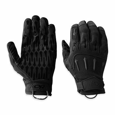 Outdoor Research Ironsight All Black Gloves (70290-111)