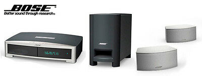 Bose 321 GSX Series II DVD Home Cinema System