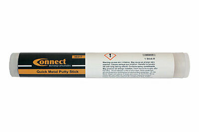 Connect 35317 Quick Metal Putty Stick Pk 1