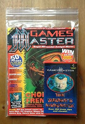 GamesMaster - Magazine - Issue 1 - January 1993 - Amiga! Sega! Nintendo! More!