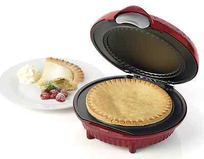 Large Pie Maker Machine Home Bake Non Stick Cook Sweet Tarts Quickly Pastry Cut