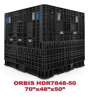 HEAVY-DUTY BULKPAK container (70x48x50) ORBIS HDR7848-50