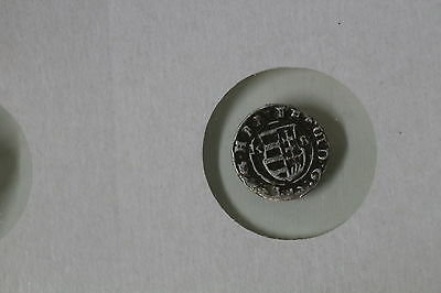 Hungary Medieval Old Coin Silver A49 #613
