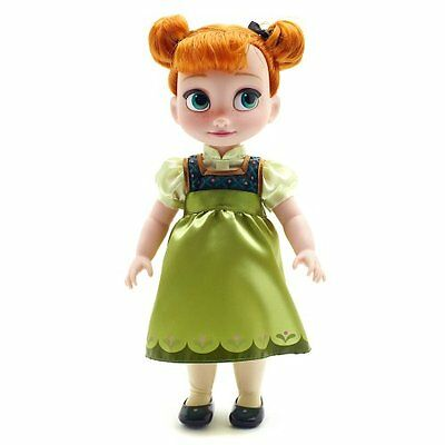 NEW Disney Princess Animators Collection 16 Inch Toddler Doll Figure Anna