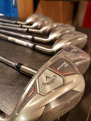 Callaway Big Bertha Irons 4-PW