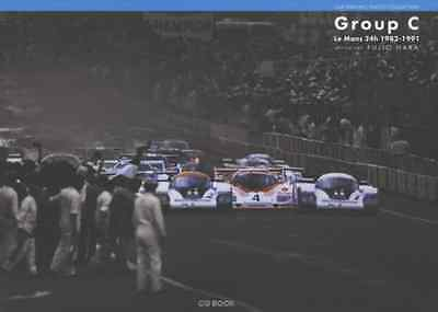 Group C Le Mans 24h 1982-1991 Photo book Porsche 956 962 Lancia Jaguar Nissan