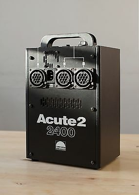 Profoto Acute2 2400 photography lighting generator