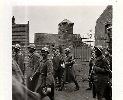 WWII German Photo FREE SHIPPING & 1000+ Scans BLACK SOLDIERS