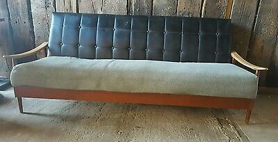 Mid Century Danish Daybed / Sofabed Guy Rodgers