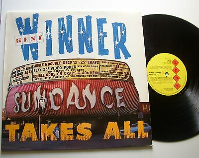 VARIOUS ARTISTS: Winner Takes All (Kent)  Northern Soul compilation