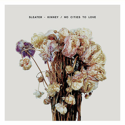 Sleater-Kinney No Cities To Love Vinile 2Lp 180 Grammi Special Edition Saled