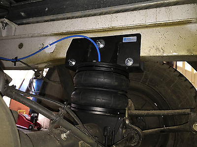 Mercedes Sprinter Vw Crafter 2006-2015  Air Suspension Kit With 12V Compressor