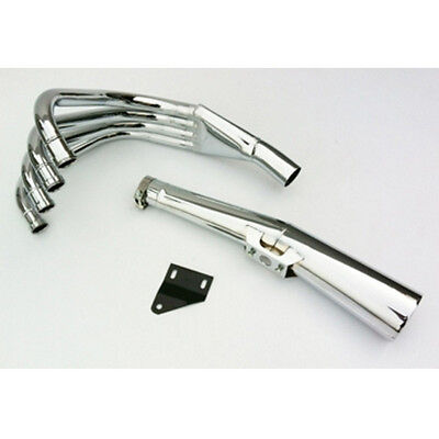 SCARICO COMPLETO (Full Exhaust) MARVING - HONDA CBX 400 F - COD.H/3309/BC