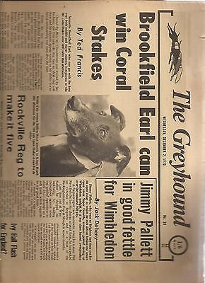 13 Greyhound Newspapers 1970 and 1971