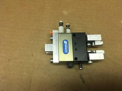 Schunk MPG50 0340013 Pneumatic Parallel Gripper