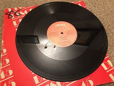 """Patrick Hall - Without You - Reggae, Lovers Rock 12"""" Vinyl Small Axe"""