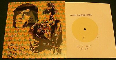 "SPACEMEN 3 Take Me To The Other Side ~ UK 1995 Orange vinyl Demo 7"" w/ SPECTRUM"