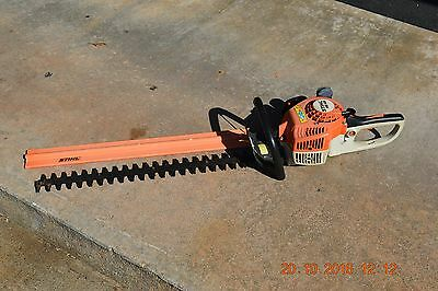 "Stihl HS 45 Double Sided Hedge Trimmer, 18"" Blade L, 230cc, 3700 SPM*"