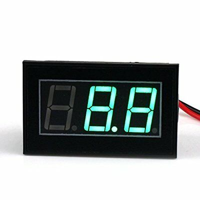 Waterproof Monitor DC 4.5-150V 12/24/36/48v Volt Battery Meter Voltage Tester