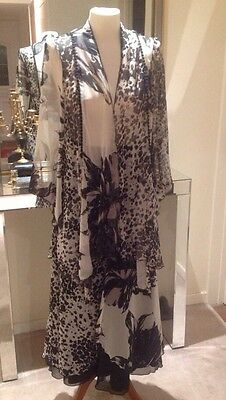 Kirsten Krog Mother Of The Bride, Formal Occasion Floaty 2 Piece 14