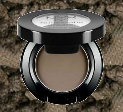 Nyx Nude Matte Shadow ~ Bare My Soul ~ Taupe Brown ~ Eye Shadow