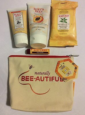 Burts Bees Naturally Bee-autiful Collection - 4-Piece Gift Set
