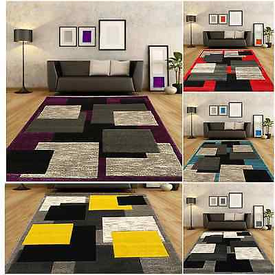 Bright Modern Large Small Rugs Rug Mats Carpets Long Hallway Runner Mats Greys