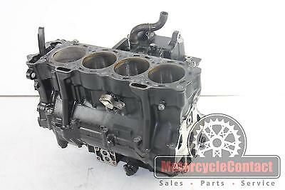 04 05 Kawasaki Zx10r Zx10 Engine Motor Crank Case Upper Lower Cases Cylinders