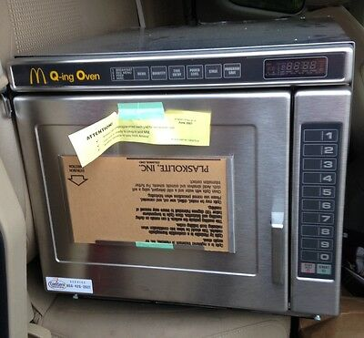 NEW, Amana Commercial Microwave Oven MC23MPW2- 2000 Watts