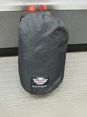 Genuine Harley Davidson Rain Gear Size Tall 3XL Jacket and Pants in Carrying Bag