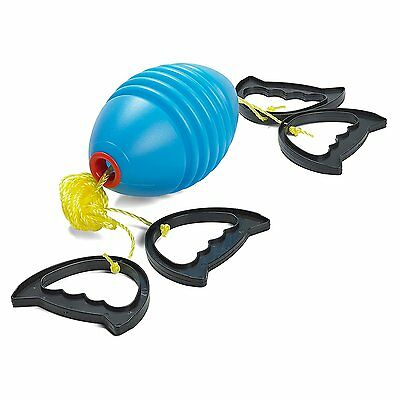 Prextex Zoom Ball  Outdoor Game Zip Ball Game