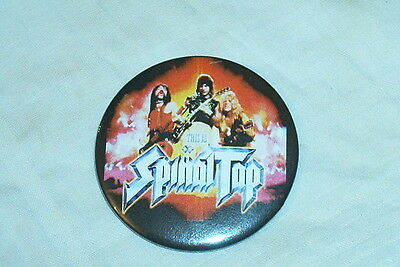 Spinal Tap picture fridge magnet 58mm - comedy heavy metal #2