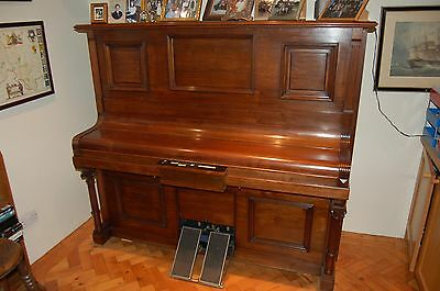 Player piano by Hupfeld and Bluthner