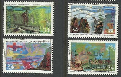 Canada - Set - Exploration of Canada - used - 1987
