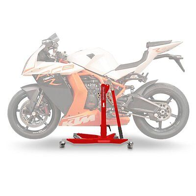 Motorcycle Central Paddock Stand RB KTM 1190 RC8/ R 08-15