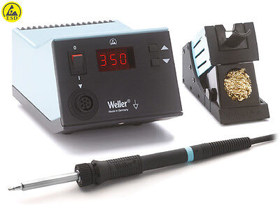 Weller WSD81i Digital Soldering Station + WSP80 + WDH 10 Stand *(without box)*