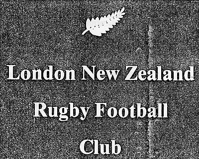 London New Zealand V Saracens 11/1/81