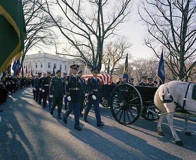 John F.Kennedy, State Funeral of John Kennedy,Departure from the White House # 8