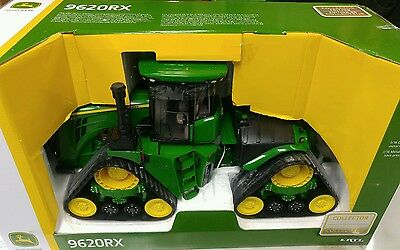 NEW 1/16 John Deere 9620RX tracked 4wd tractor, very nice, Ertl, new in box