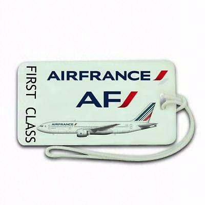NOVELTY AIR FRANCE    airline  Luggage tag  Crew .airports .airline crew TYPE 3