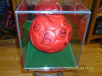 Signed Manchester United Football 2006-2007 Direct form the Club