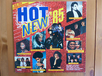 Various Artists LP Hot And New '85