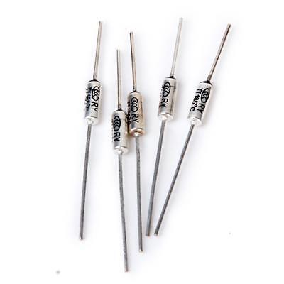 5pcs Temperature Fuse for Rice Cooker 250V10A 185℃