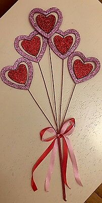 0587e3a03fc39 HAPPY VALENTINES DAY Window Clings Valentines Day Heart Stickers ...