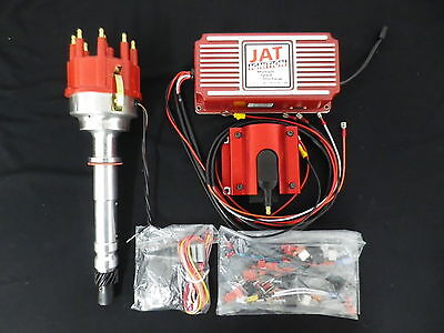 Chevrolet Small Block / Big Block Distributor Kit Inc Coil And 6Al Ignition Box