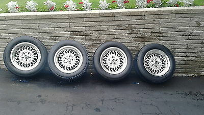 Ford Crown Victoria Grand Marquis 16 Lacey Spoke Mag Wheels With Tires 5X114