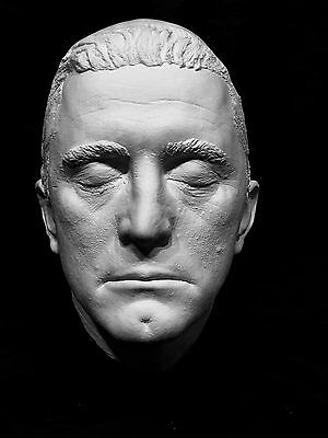 "Kirk Douglas Full 3/4 Life Mask Cast ""Spartacus""Lust for Life"" GREAT DETAIL!!!!!"