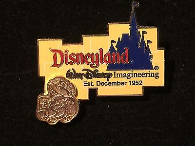 Disney Imagineering WDI Exclusive 50th Anniversary pin LE 2500 Sorcerer Mickey