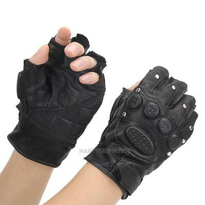 Military Tactical Half Finger Gloves Mittens for Motorcycle Bike Riding Cycling