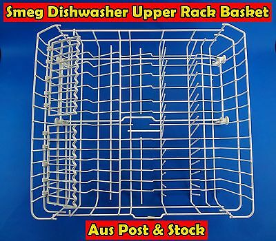 Smeg Dishwasher Spare Parts Upper Rack Basket Replacement (S265) Used